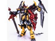 Metal Build  Overlord King Tiger Devil Hunter  DH-05 Model Figure
