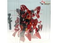 Model Legend RG 1/144 KA Sazabi Acrylic Display