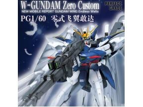 TT GG PG 1/60 WING ZERO ROBOT MODEL KIT