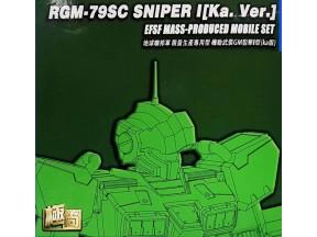 JS MODEL RGM-79S SNIPER Ka Ver 1/144 RG