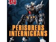 Metal Build  Sculpt lab Perisoreus Internigrans Mkii + Askr Yggdrasils Ex- Pack
