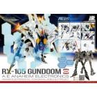 MODEL COMPREHEND 1/144 HG Kexi RX 105  Gundoom Gundam  Model kit